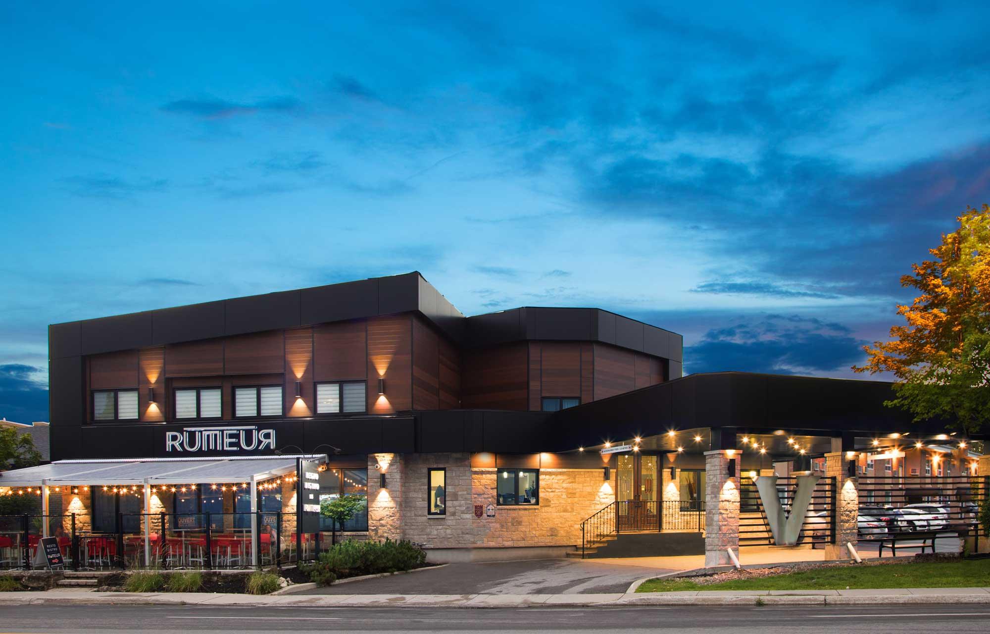 Hôtel gatineau outaouais u hôtel étoiles près d ottawa avec